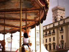 Free MerryGoRound Royalty Free Stock Photos - 2426228