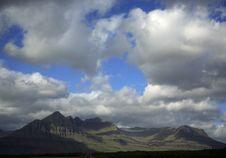Free Stunning Mountain View Stock Image - 2426591