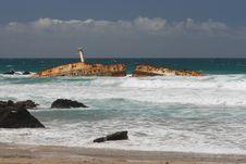 Free Shipwreck Stock Image - 2427561