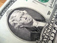 Free Two Dollar Bill Stock Images - 2428104
