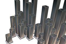Free Metallic Rectangles Stock Images - 2428694