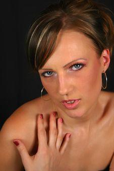 Free Beautiful Girl Royalty Free Stock Photography - 2429447