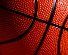 Free Nothing But Basketball Royalty Free Stock Photography - 2429647