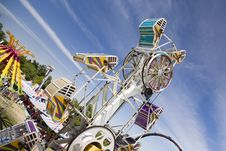 Free Carnival Ride Stock Image - 2429811