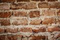 Free Toned Brick Wall Grunge Background Or Texture Stock Images - 24200564