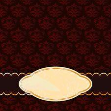 Free Dark Red Vintage Card Stock Image - 24210411