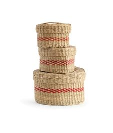 Free Wicker Baskets Stock Photography - 24217722