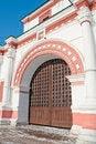 Free Front Gates In Kolomenskoe Stock Photo - 24224660