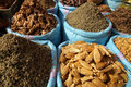 Free Spices For Sale Royalty Free Stock Image - 24225486