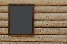 Free Blank Blackboard Royalty Free Stock Photo - 24222155
