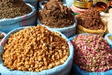 Free Spices For Sale Royalty Free Stock Images - 24225509