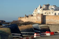 Free City Of Essaouira Royalty Free Stock Photography - 24227797