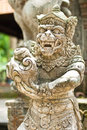 Free Statue Of Balinese Demon Royalty Free Stock Photos - 24234488