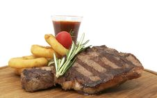 Free Steak Stock Photo - 24232610