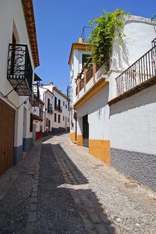 Free Granada Royalty Free Stock Image - 24241226
