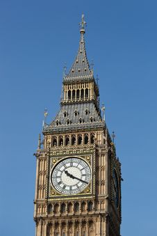 Free Big Ben Royalty Free Stock Photography - 24247067