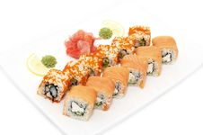 Free Sushi Royalty Free Stock Photography - 24249277