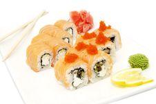 Free Sushi Stock Photo - 24249280
