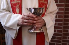 Free Holy Communion Royalty Free Stock Images - 24249549