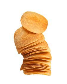 Free Potato Chips Stock Photo - 24249870