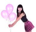 Free Beautiful Brunette Woman Stock Photos - 24256073