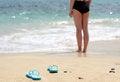 Free Girl Gone Swimming Royalty Free Stock Photo - 24256185