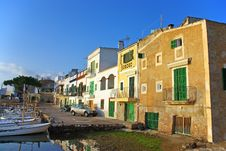 Porto Colom Stock Photos