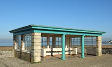 Free Seaside Shelter Stock Photo - 24251200