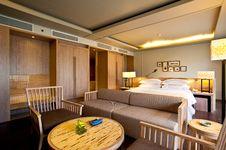 Free Bedroom Hotel Royalty Free Stock Photos - 24253458