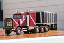 Free Toy Truck Stock Photos - 24253803