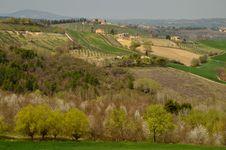 Free Spoleto Hills Royalty Free Stock Image - 24255946