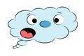 Free Fuuny Cloud Royalty Free Stock Photography - 24265167