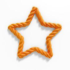 Free Golden Rope Stock Photos - 24263123