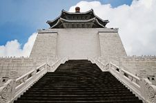 Free The National Chiang Kai-Shek Memorial Hall Stock Photo - 24267000