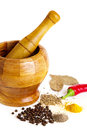 Free Variety Of Spices Stock Images - 24277964