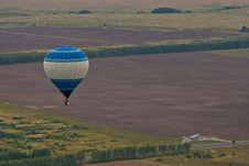 Free Flight On Baloon Royalty Free Stock Photography - 24273707