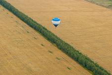 Free Flight On Baloon Royalty Free Stock Photo - 24273785