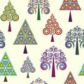 Free Abstract Trees On Light Background Royalty Free Stock Photo - 24281095