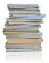 Free Random Various Book Stack Stock Photo - 24289350