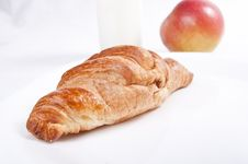Free Croissan Royalty Free Stock Photography - 24281917