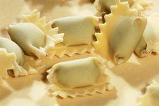 Free Pasta Ravioli Stock Photo - 24289150