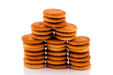 Free Cracker Tower Stock Photography - 24293862