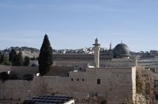 Free Al Aqsa Mosque Stock Photo - 24293880