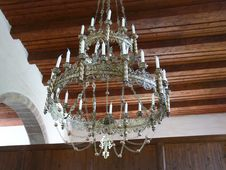 Free Chandelier Royalty Free Stock Photos - 24294588