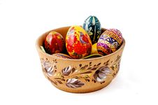 Free Easter Eggs Stock Photography - 24294732