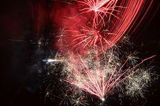 Free Mixed Firework Royalty Free Stock Image - 24294736