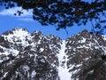 Free Mountaines Royalty Free Stock Photos - 2436958