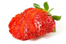 Free Strawberries Royalty Free Stock Photography - 2430247
