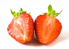 Free Strawberries Royalty Free Stock Photo - 2430305
