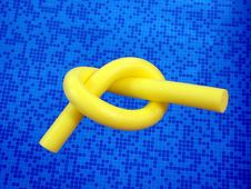 Free Yellow Noodle Unit Royalty Free Stock Image - 2430316